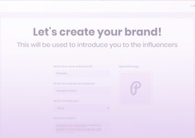 A step-by-step guide to how Promoty works
